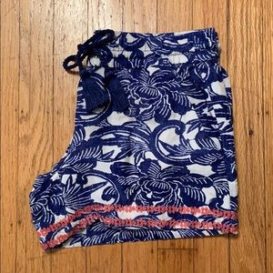 LOFT Shorts - LOFT Tropical Shorts
